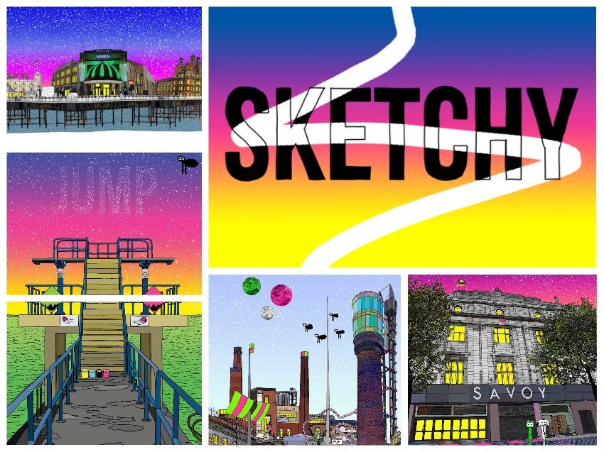 Irish Art Questions and Answers with Sketchy Inc