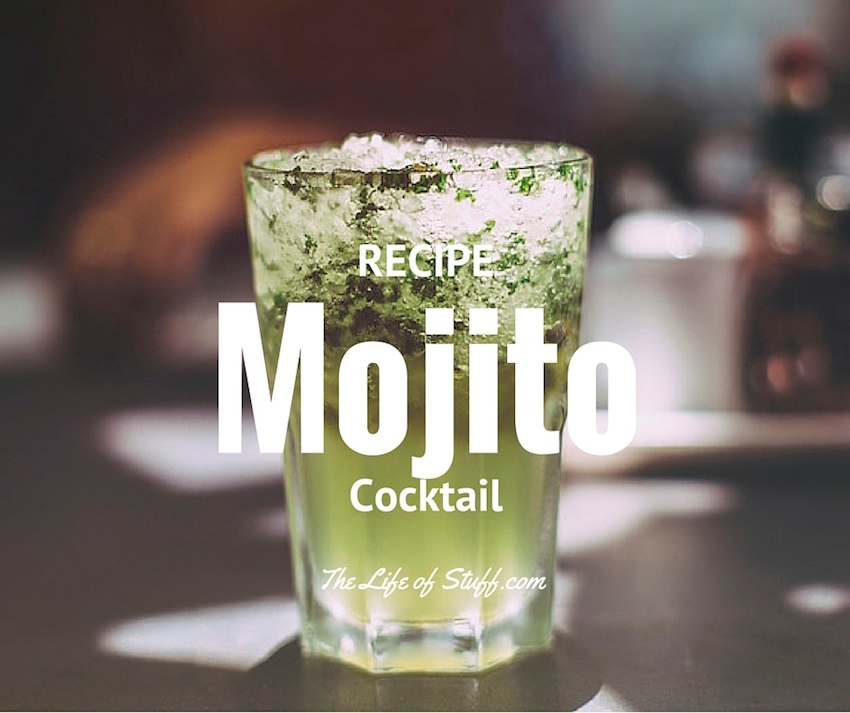 Bevvy of the Week - Cocktail Time with a Mojito Recipe