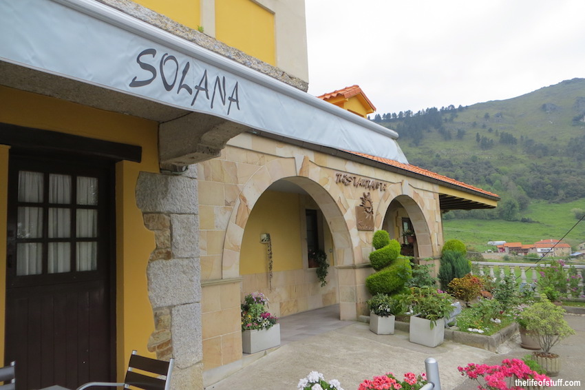 Michelin Dining at Solana Restaurante, Ampuero, Cantabria