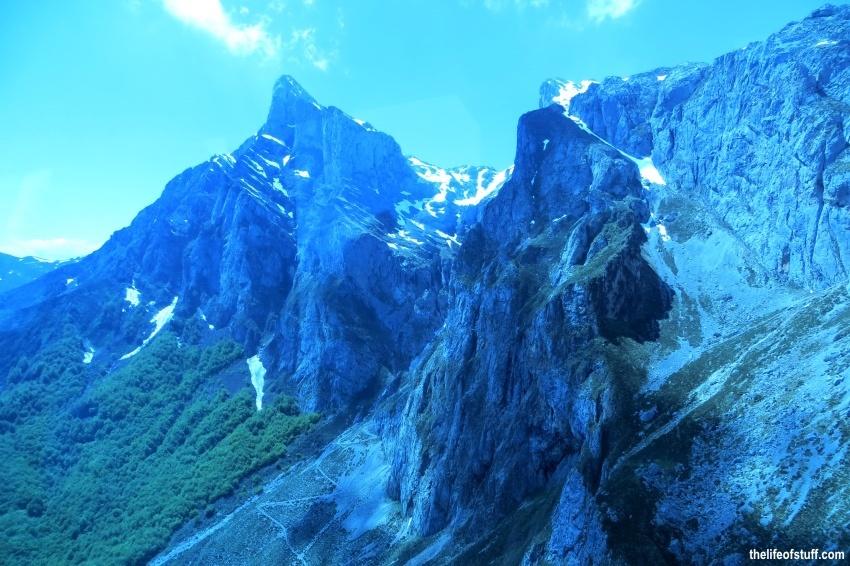 Picos de Europa National Park, Cantabria, Northern Spain