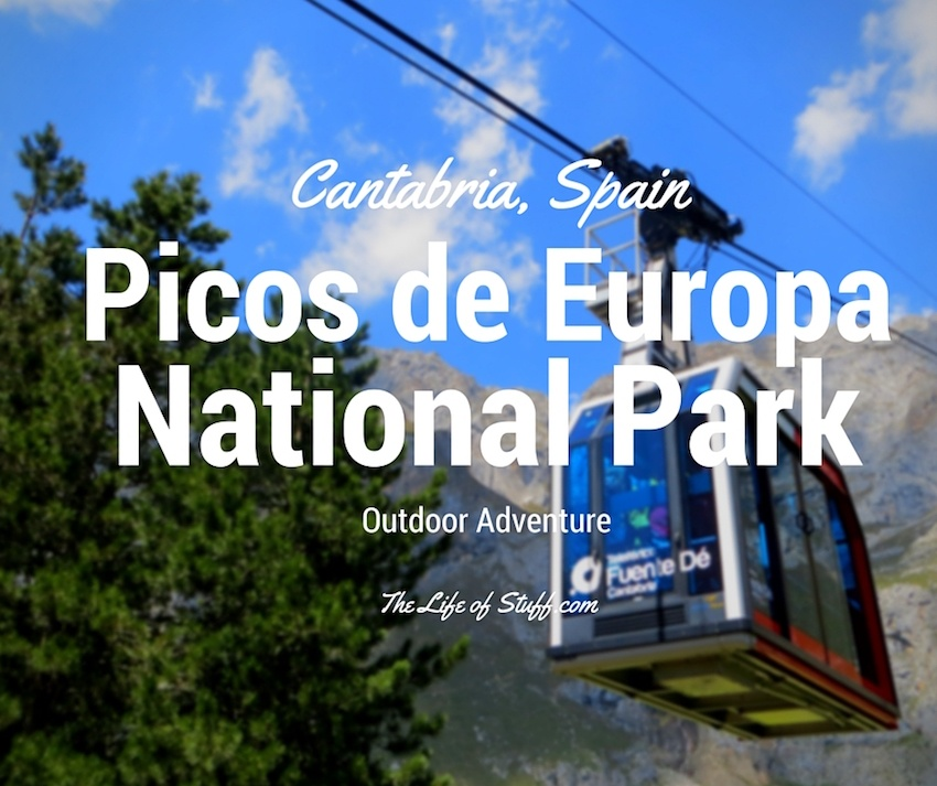 Picos de Europa National Park, Cantabria, Northern Spain