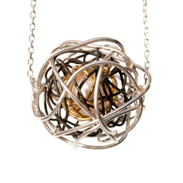 10 Irish Designed Jewellery You'll Covet - Aidan Smyth Corona Pendant €260.00
