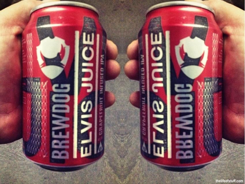 Bevvy of the Week - Brewdog, Elvis Juice IPA.jpg