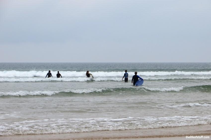 From Santander City to Somo Beach Cantabria Spain