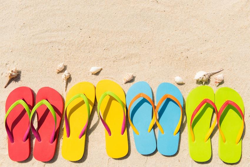 How To Get Your Feet Flip-Flop Ready