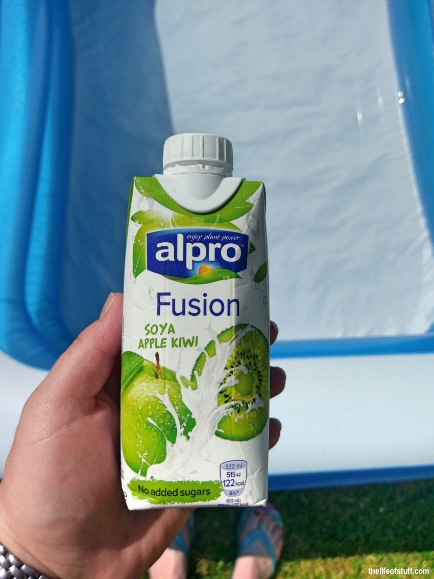 Introducing Alpro Fusion - Plant Based Goodness On the Go