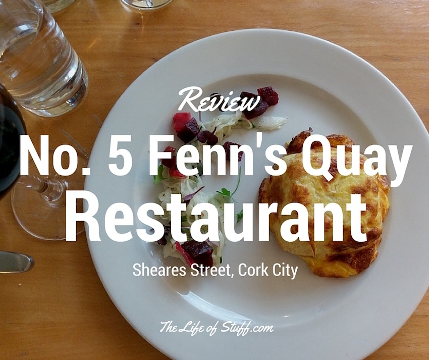 No. 5 Fenn's Quay, Sheares Street, Cork City