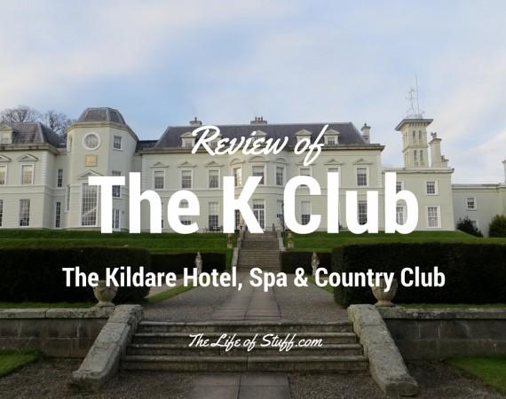 The K Club, Hotel & Spa, Straffan, Co. Kildare