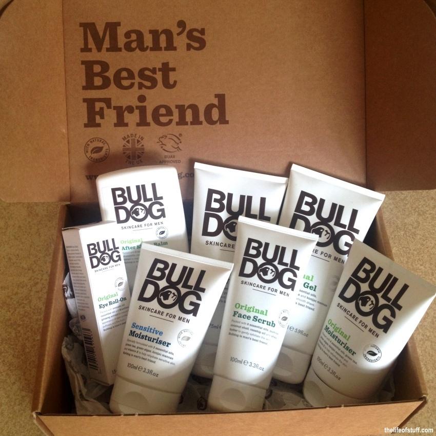 Beauty Fix - Animal Friendly, Bulldog Skincare for Men