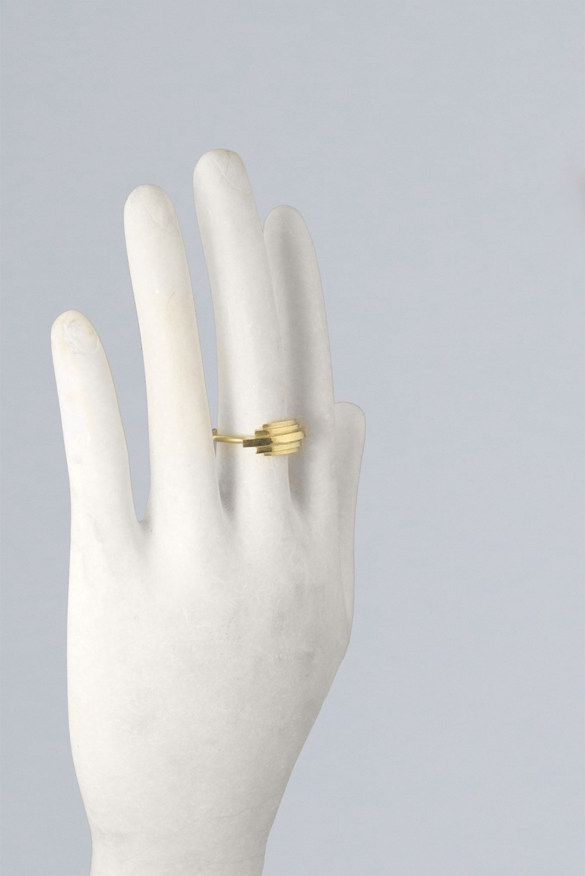 Irish Jewellery Design Gemma O'Leary and Inner Island
