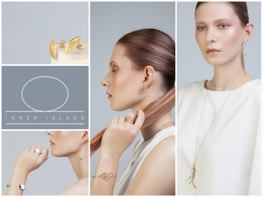 Irish Jewellery Design: Gemma O'Leary and Inner Island