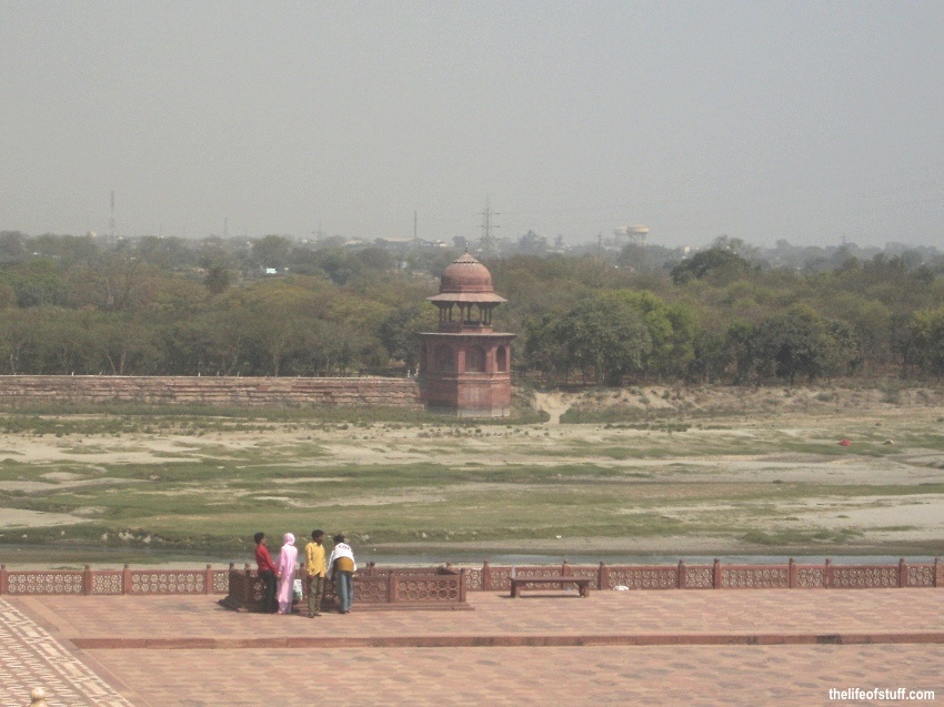 The Taj Mahal, Agra, India - My Experience in Photo's