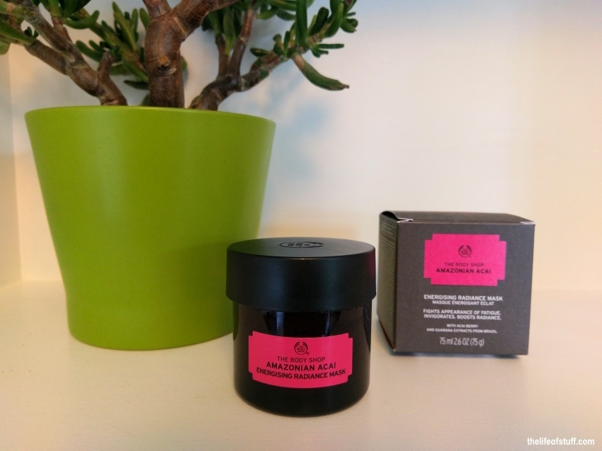 Beauty Fix - The Body Shop NEW Superfood Masks