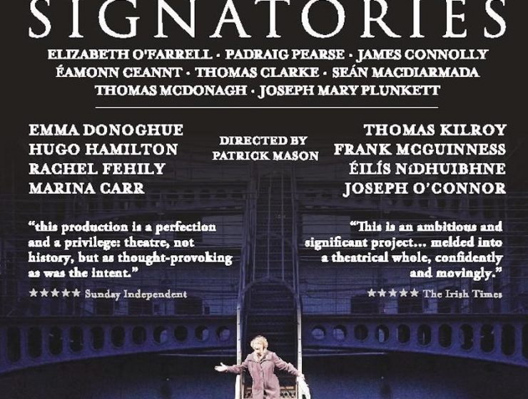 Win Two Tickets to Signatories at The Olympia Dublin this October 2016