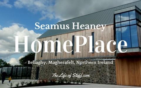 Seamus Heaney HomePlace, Bellaghy, Derry, Northern Ireland