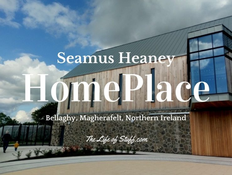 Seamus Heaney HomePlace, Bellaghy, Derry, Northern Ireland