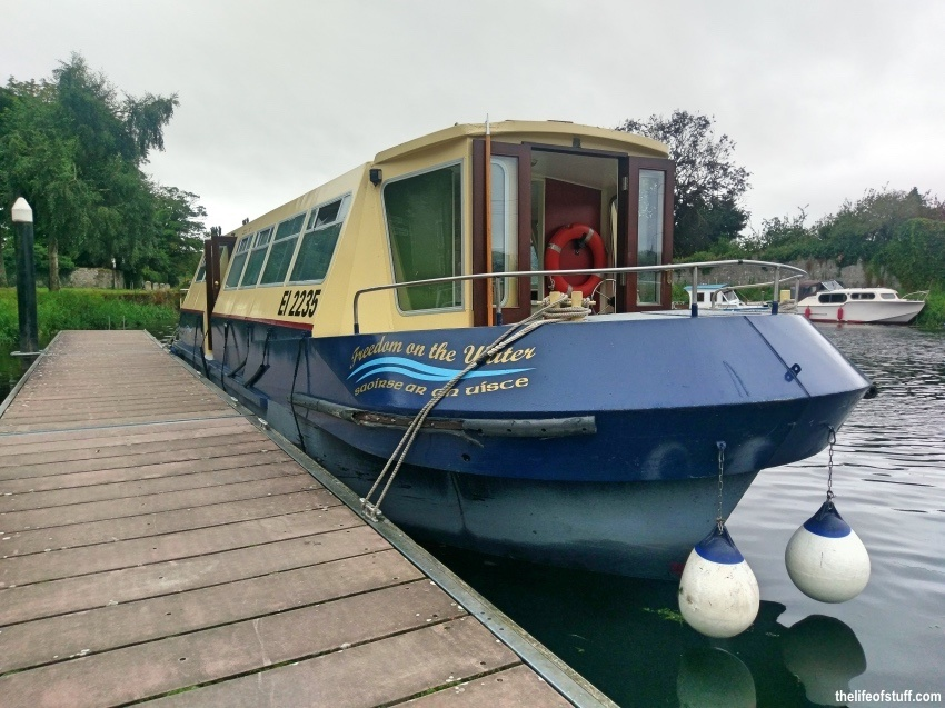 Athy Boat Tours, Kildare, Ireland - The Three Hour Tour
