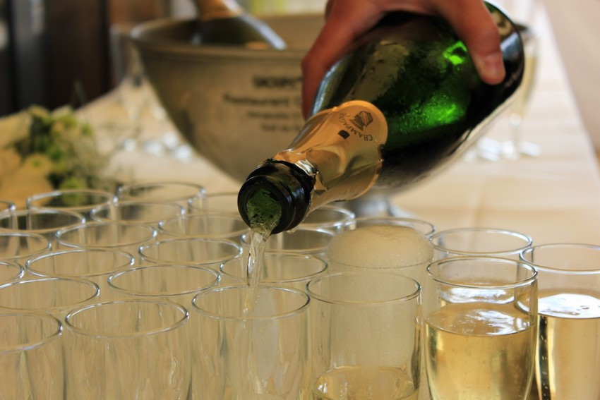 Bevvy of the Week - Bubbly: Champagne, Prosecco and Cava