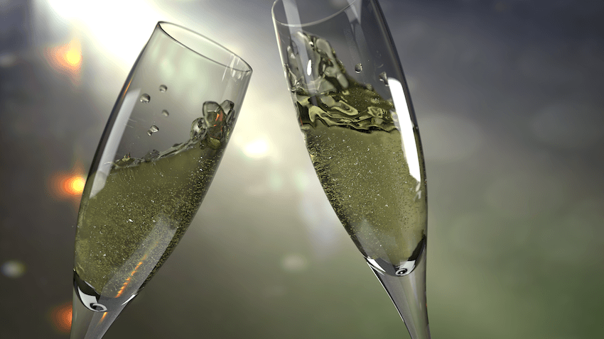 Bevvy of the Week - Bubbly -Champagne, Prosecco and Cava