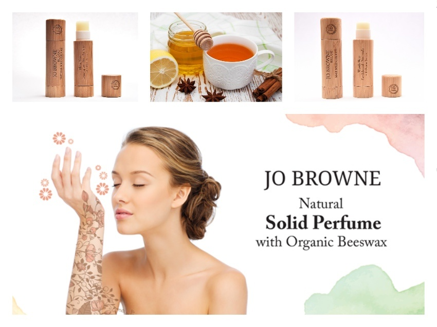 Irish Perfumer: Questions and Answers with Joanne of Jo Browne Perfume