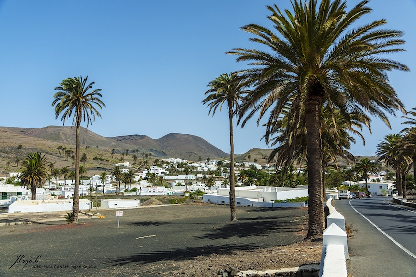 The Beautiful Island of Lanzarote Offers Spectacular Scenery
