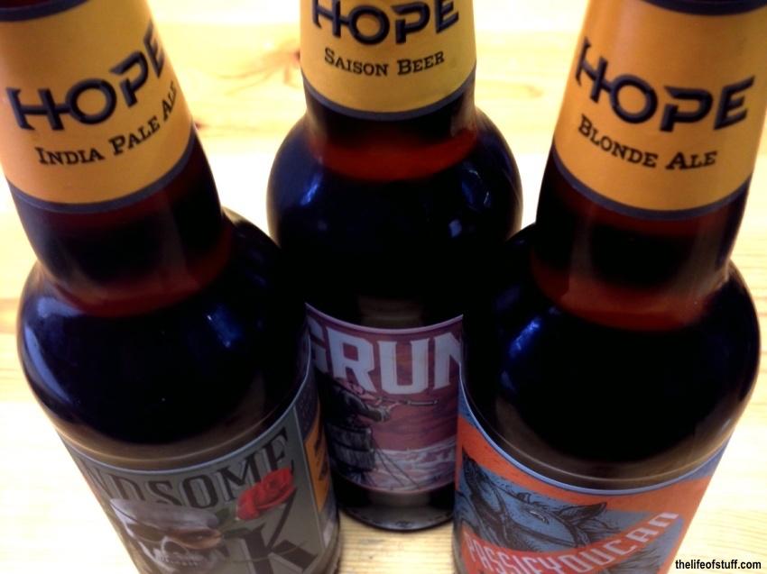 Bevvy of the Week - Hope Beer, Dublin Brewed Irish Craft Beer