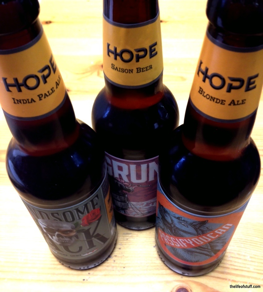 Bevvy of the Week - Hope Beer, Dublin Brewed Irish Craft Beer