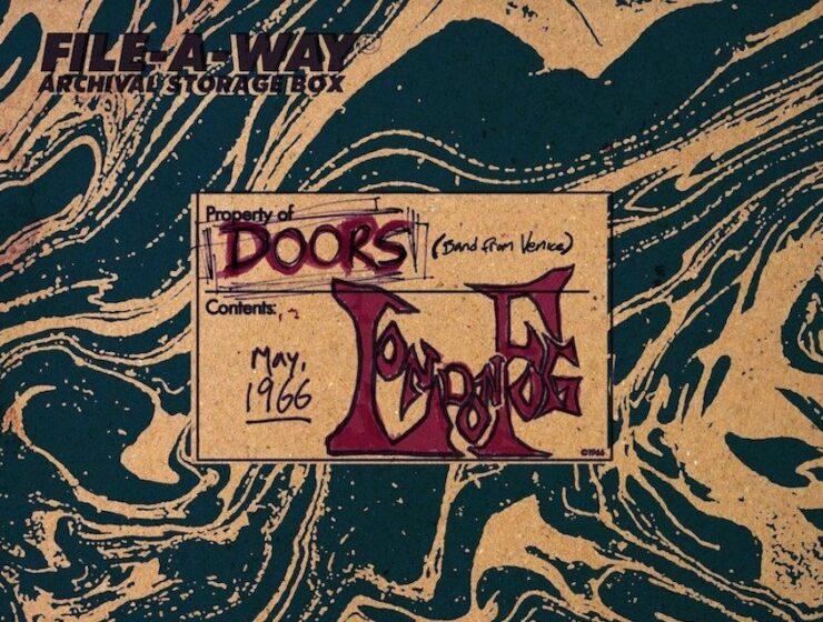 Listen of the Week - The Doors, London Fog 1966