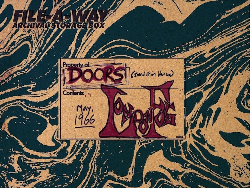 Listen of the Week - The Doors, London Fog 1966