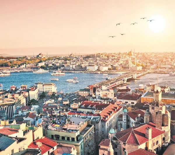 The Ancient Capital, Istanbul – The Empire of Cats and Inspiration