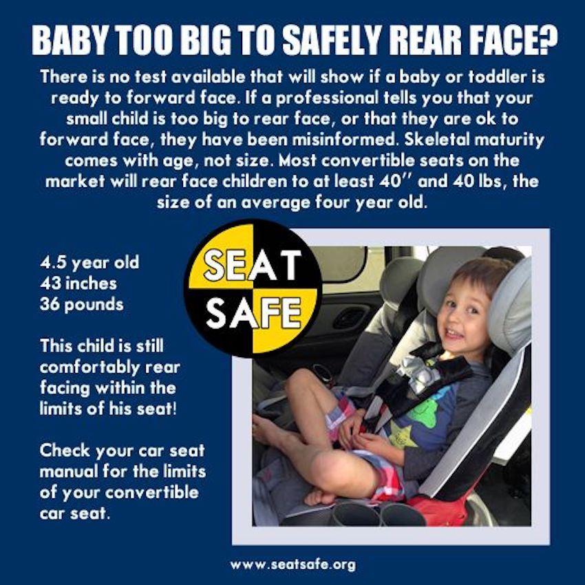 Why You Should Choose Extended Rear Facing Car Seats For Your Children