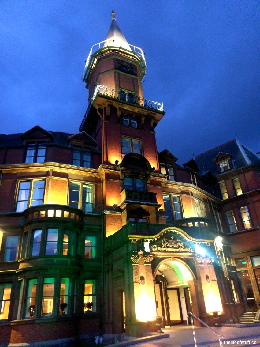 Slieve Donard Resort & Spa, Newcastle, Co. Down, Northern Ireland
