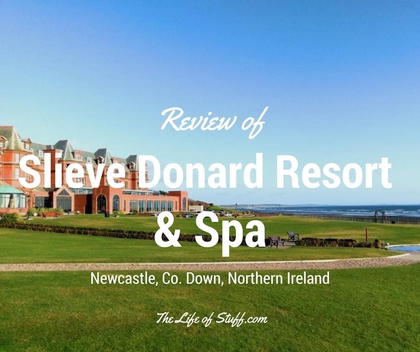 Slieve Donard Resort & Spa, Newcastle, Co. Down, Northern Ireland