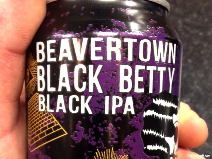Bevvy of the Week - Beavertown Brewery, Black Betty IPA