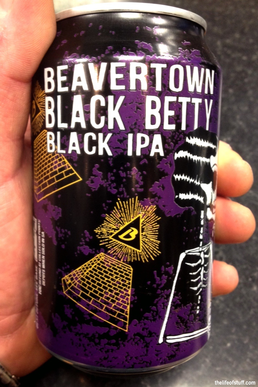Bevvy of the Week - Beavertown Brewery, Black Betty IPA