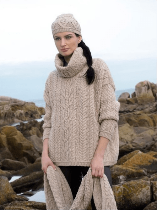Brighten Up Your Wardrobe with Authentic Irish Knitwear