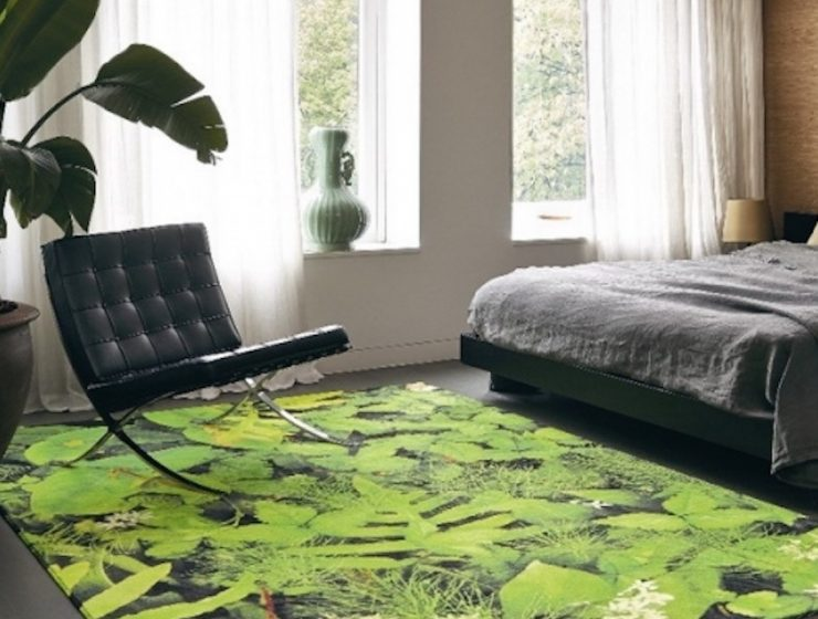 A Guide to Incorporating Pantone's Colour of the Year - Greenery