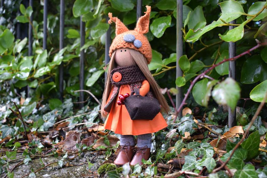 Win a Beautiful Handmade Doll from Irish Based Crafter 'Sasha's Handmades'