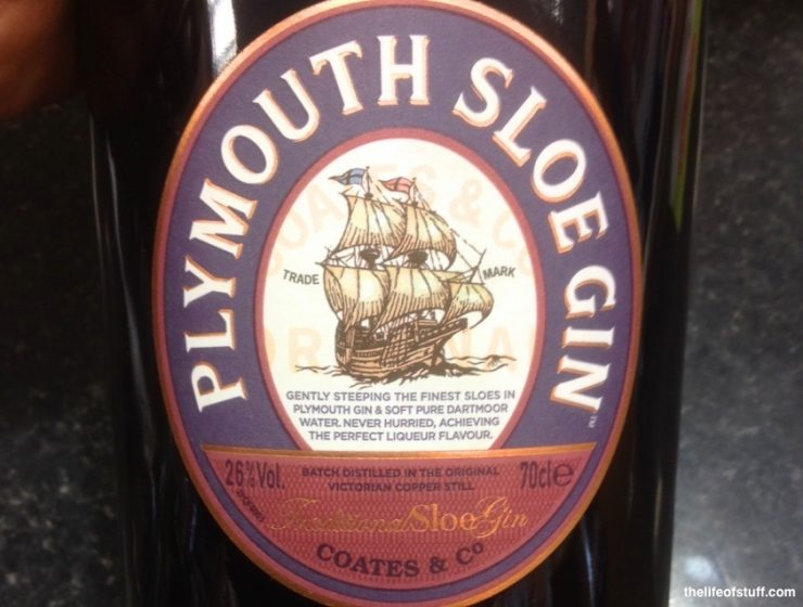 Bevvy of the Week - Plymouth Sloe Gin
