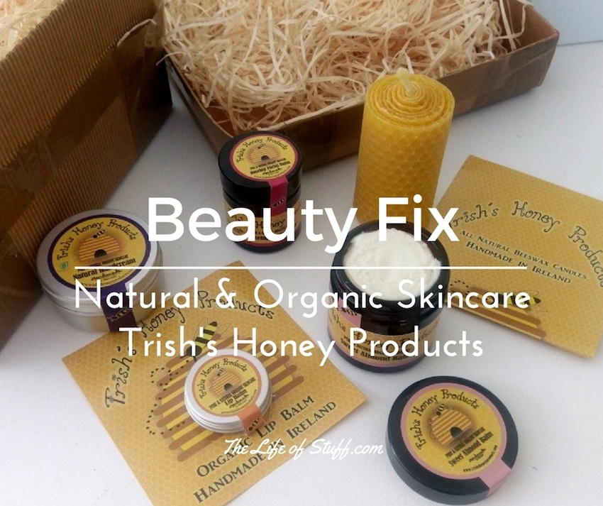 Beauty Fix - Natural & Organic Skincare - Trish's Honey Products