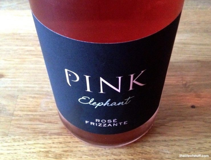 Bevvy of the Week - Pink Elephant Rosé Frizzante