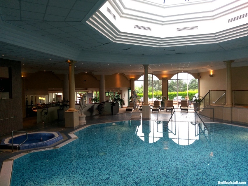 Win a Night PLUS Dinner at the Five Star Culloden Estate & Spa, Belfast