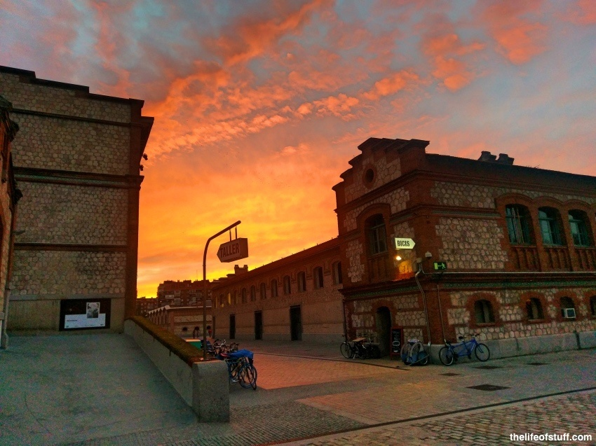 Visit Madrid: Visit Matadero Madrid, For Art Lovers & Culture Vultures