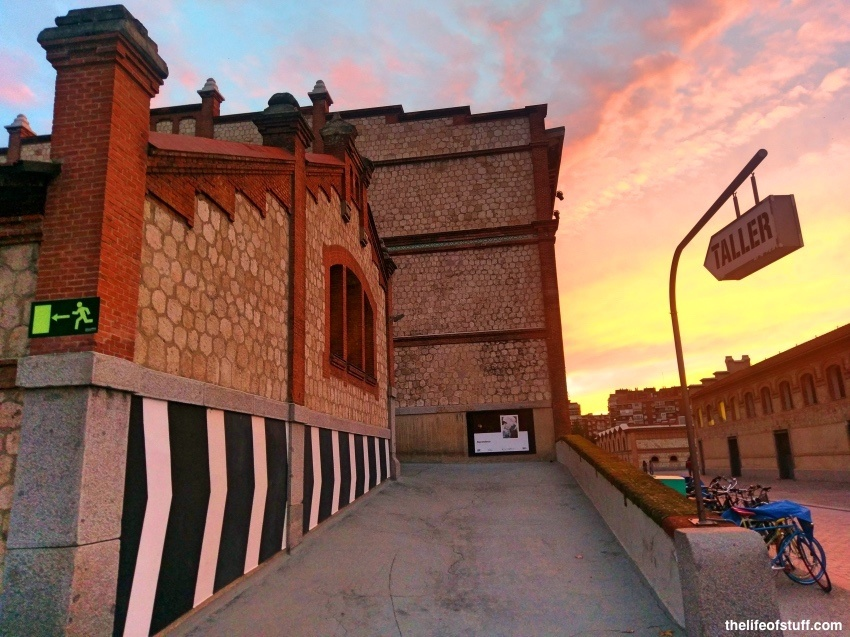 Visit Madrid: Visit Matadero Madrid, For Art Lovers & Culture Vultures