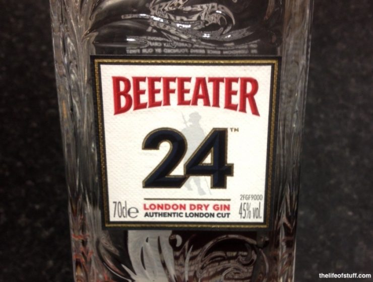 Bevvy of the Week - Beefeater 24 London Dry Gin