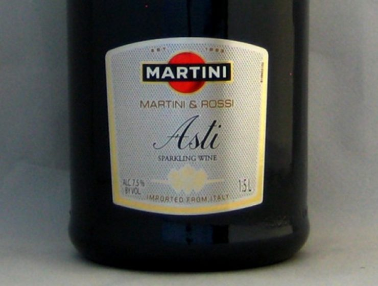 Bevvy of the Week - The multi-award winning, Martini Asti