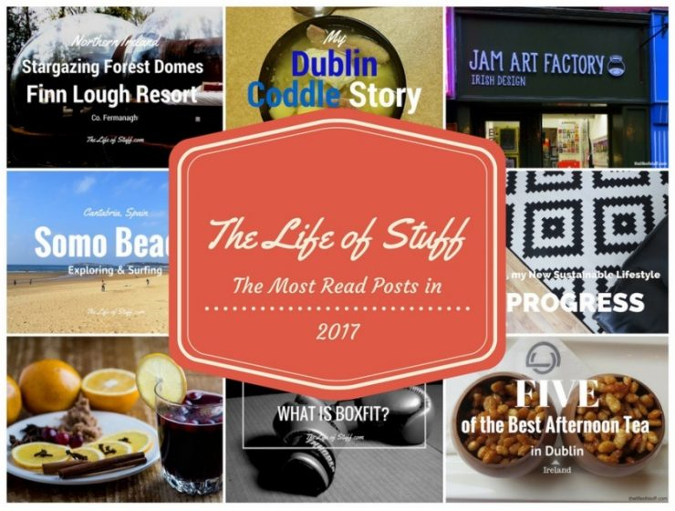 The Life of Stuff - the Most Read Posts in 2017