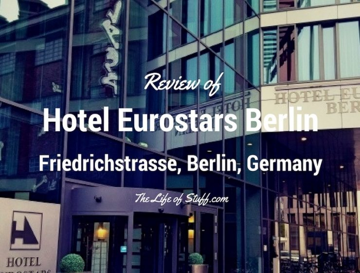 5 Star Hotel Eurostars Berlin - Friedrichstrasse, Berlin, Germany
