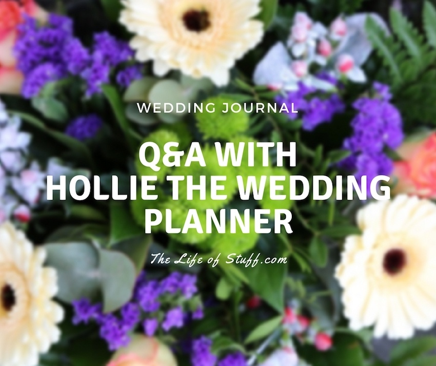 Wedding Journal - Q&A with Hollie the Wedding Planner