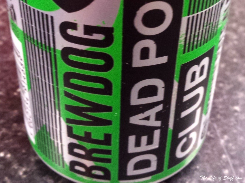 Bevvy of the Week - Brewdog Dead Pony Club Pale Ale